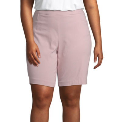 Liz Claiborne Pull On Millenium Short - Plus
