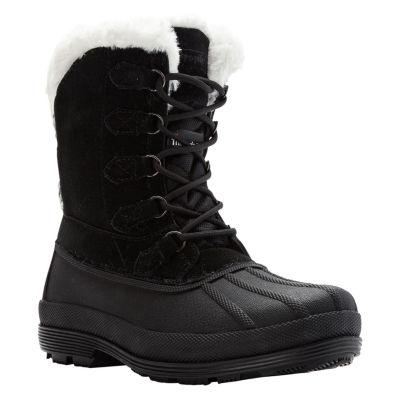 Propet Womens Lumi Waterproof Winter Boots Lace-up