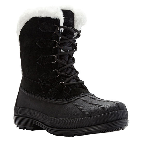 Propet Womens Lumi Waterproof Winter Boots Lace-up - JCPenney 39bf4a2d9