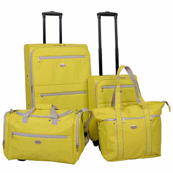 American Flyer Perfect 4-pc. Luggage Set