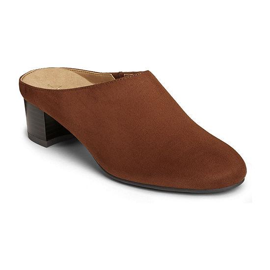 A2 by Aerosoles Womens Lilypad Clogs Slip-on Round Toe