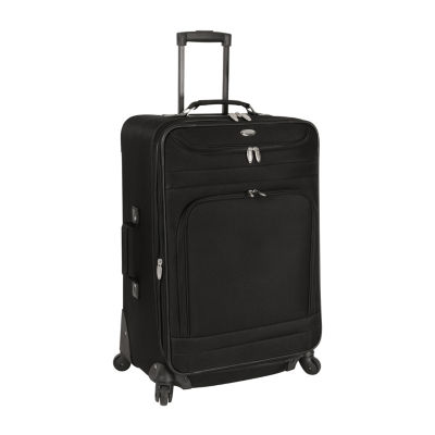 Travel Gear 25 Inch Expandable Spinner Upright Luggage