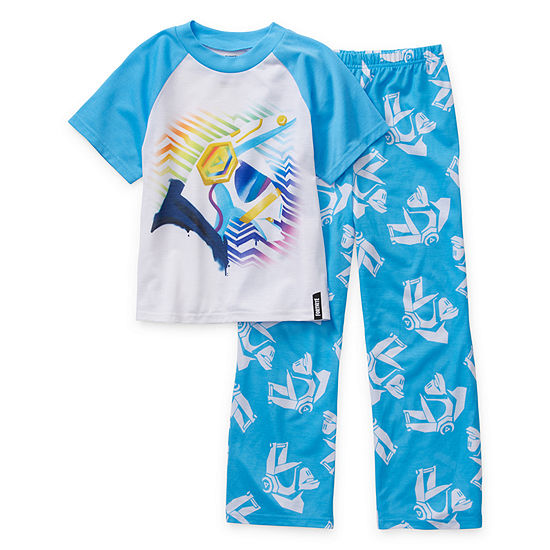 Boys 2-pc. Fortnite Pant Pajama Set Preschool / Big Kid