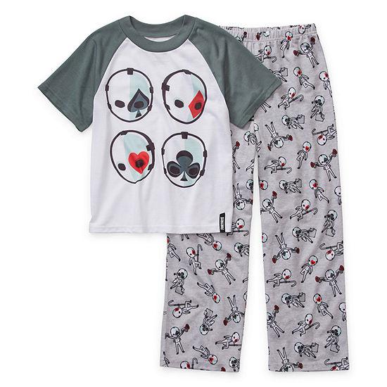 Boys 2-pc. Fortnite Pant Pajama Set Preschool / Big Kid