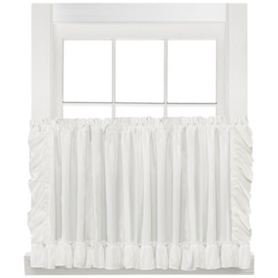 Sarah Cape Cod Rod-Pocket Window Tiers