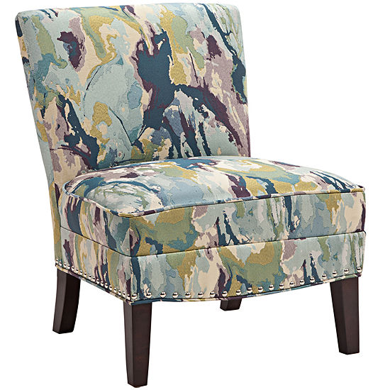 Madison Park Claire Upholstered Accent Chair
