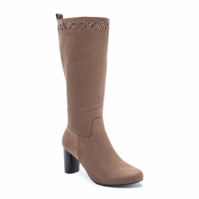 Andrew Geller Jean Womens Dress Boots