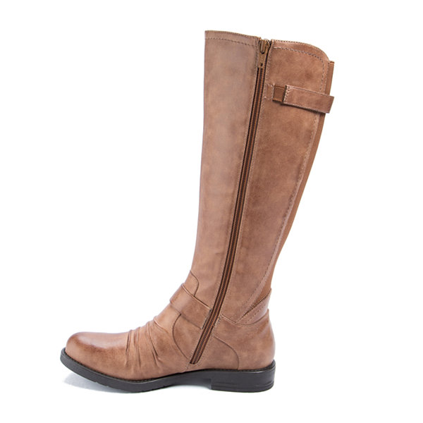 Wearever Shoes Cansy Womens Riding Boots