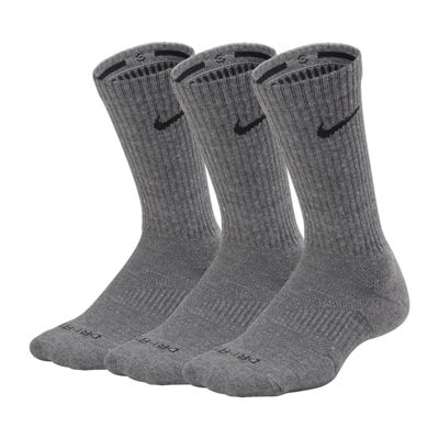 Nike 3 Pair Crew Socks-Mens