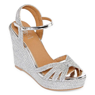 GC Shoes Honor Womens Wedge Sandals