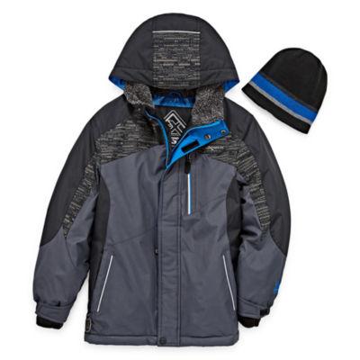 Zero Xposer Chamfron Snowboard Jacket - Boys 8-20