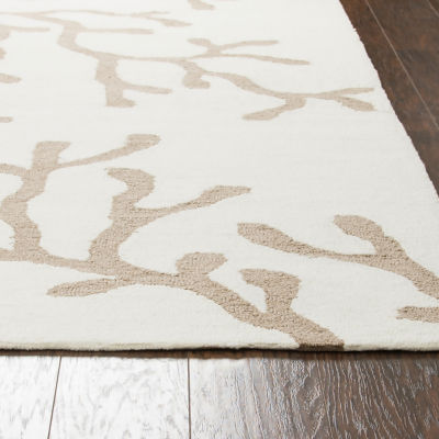 Rizzy Home Azzura Hill Collection Kimberly Floral Rugs