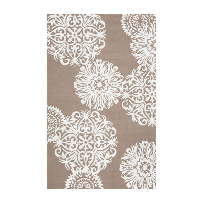 Rizzy Home Azzura Hill Collection Sophia Medallion Rugs