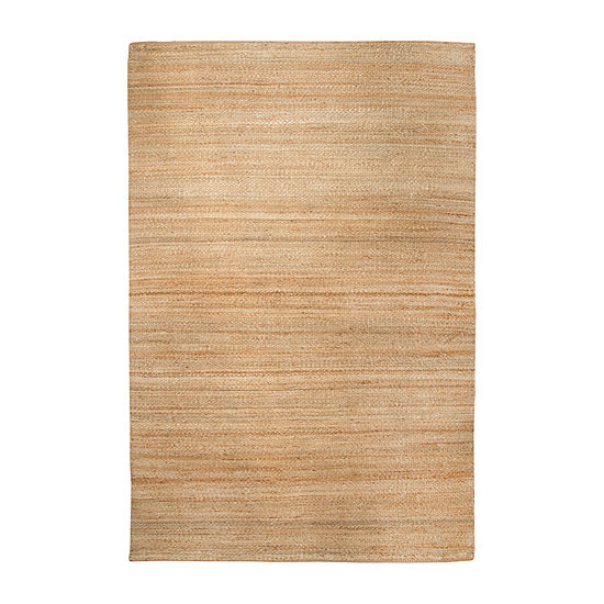 Rizzy Home Baja Collection Valentina Solid Rectangular Rugs