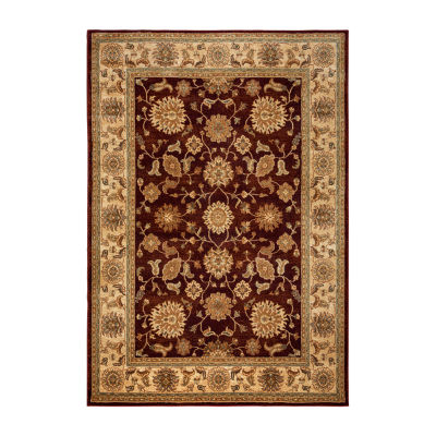 Rizzy Home Bellevue Collection Addison Bordered Rugs