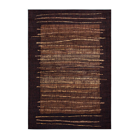 Rizzy Home Bellevue Collection Kayla Stripe Rugs