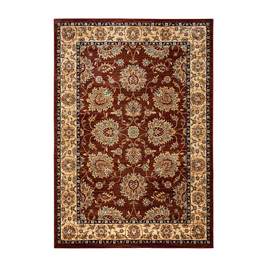 Rizzy Home Bellevue Collection Morgan Bordered Rugs