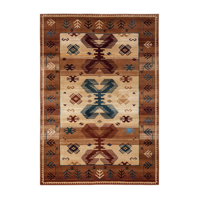 Rizzy Home Bellevue Collection Natalia Southwest Rugs
