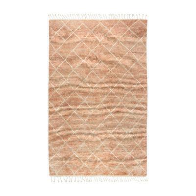 Rizzy Home Berkley Collection Ella Diamond Rectangular Rugs