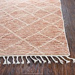 Rizzy Home Berkley Collection Ella Diamond Rectangular Rugs
