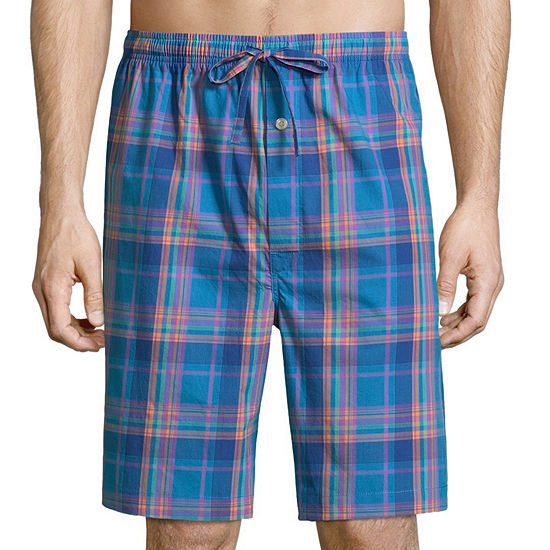 f79439e90c Stafford® Woven Pajama Shorts - Big   Tall - JCPenney