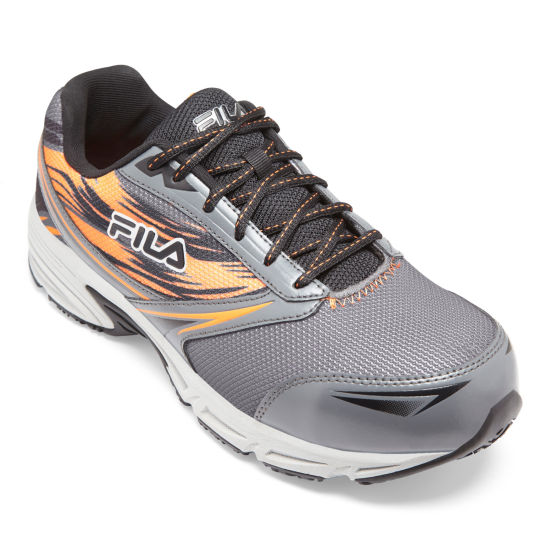 Fila Memory Meiera 2 Composite Toe Slip-Resistant Work Mens Running Shoes