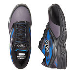 Fila Memory Meiera 2 Composite Toe Slip-Resistant Work Shoes Mens Running Shoes