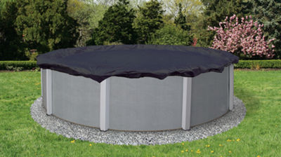 Bronze 8-Year Above Ground Pool Winter Cover
