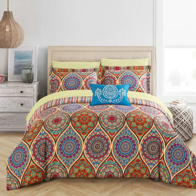 Chic Home Chennai Comforter Set