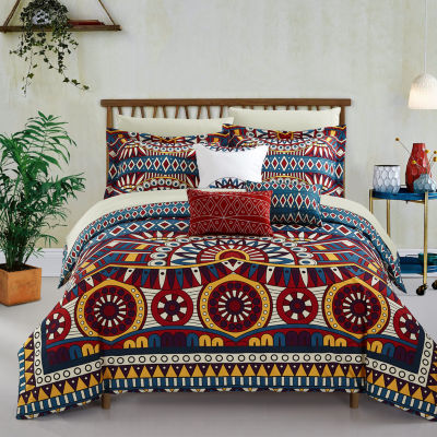 Chic Home Johannesburg 10-pc. Comforter Set