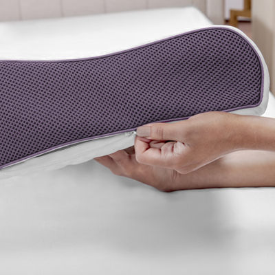 SensorPEDIC Maximum Cooling Memory Foam Contour Pillow