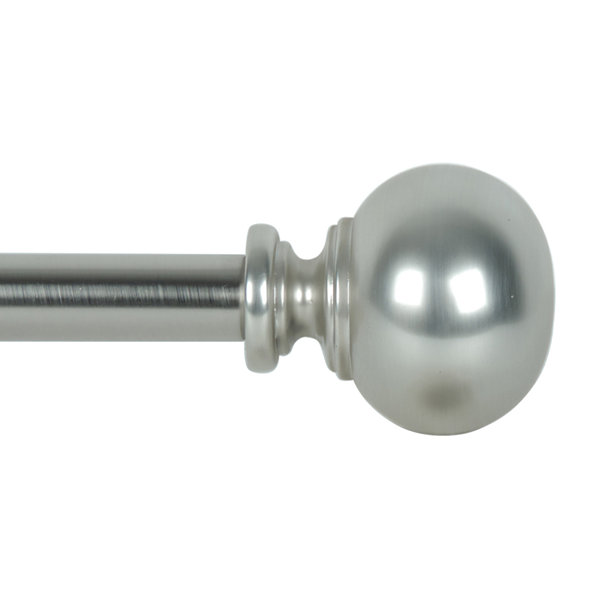 JCPenney Home Tao 1 IN Curtain Rod