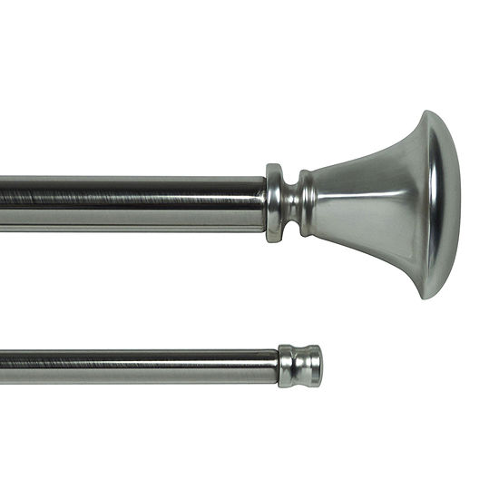 JCPenney Home Zoe Double Curtain Rod
