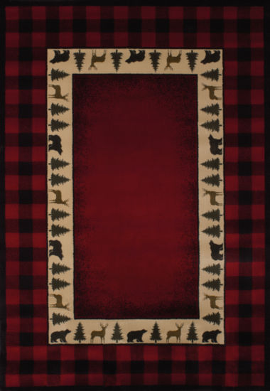 United Weavers Genesis Collection Buffalo Rectangular Rug