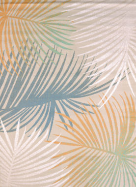United Weavers Regional Concepts Collection Palm Leaves Rectangular Rug