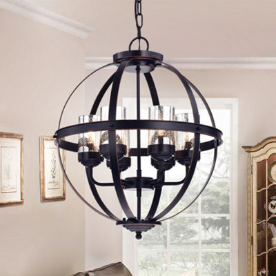 Gildard Oil Rubbed Bronze Globe Pendant