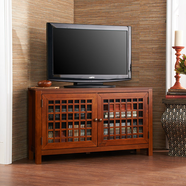 Southlake Furniture Corner Media Stand
