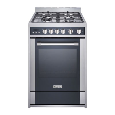 """Magic Chef 24"""" 2.7 cu. ft. Gas Range with Convection"""