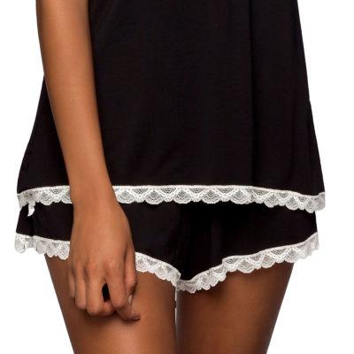 Dorina Womens Microfiber Pajama Shorts