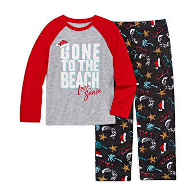 North Pole Trading Company Good Tidings 2 Piece Pajama Set - Unisex Toddler