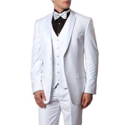 Men's Two Button Notch Lapel Modern Fit Tuxedo