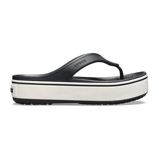 Crocs Unisex Adult Crocband Platform Flip Flip-Flops