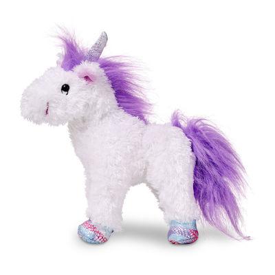 Melissa & Doug® Misty Unicorn Plush