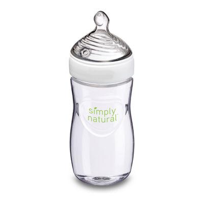 Gerber 6ct Simply Natural Bottle Set 6-pc. Baby Bottle