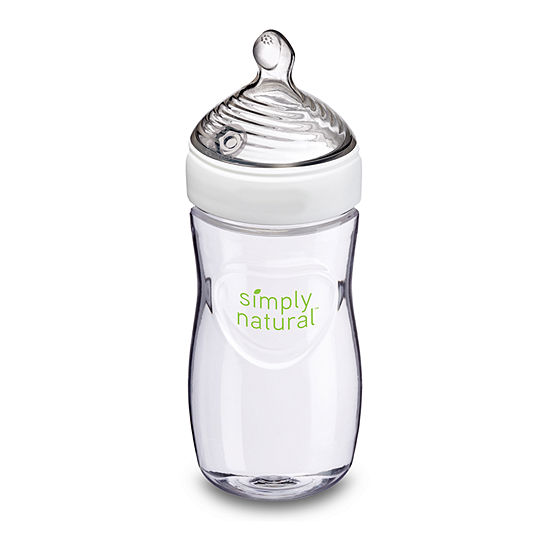 NUK® Simply Natural™ Bottle Set, 6 Count