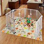 North States Folding ABC Play Mat