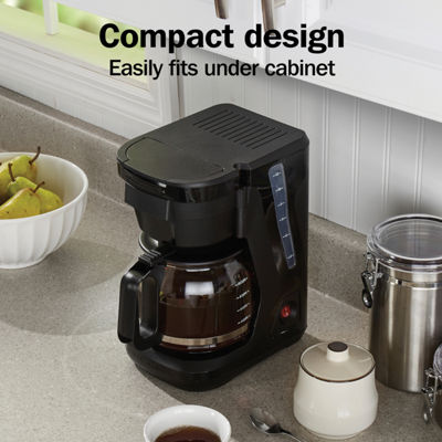 Proctor-Silex® 12 Cup Programmable Coffee Maker