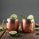Cambridge Home 20oz Copper Moscow Mule Mug 4-pc.
