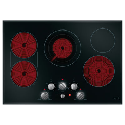 "Café™ 30"" Built-In Knob Control Electric Cooktop"