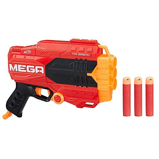 Nerf N-Strike Mega Tri-Break Toy Blaster